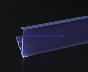 Trung Quốc Promotional Plastic Recycling Shelf Data Strips , Magnet Sticked Accessory nhà máy sản xuất