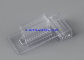 Trung Quốc Sign Holder Clips Rail Clip to Window Flexible PVC Sign Holder nhà máy sản xuất